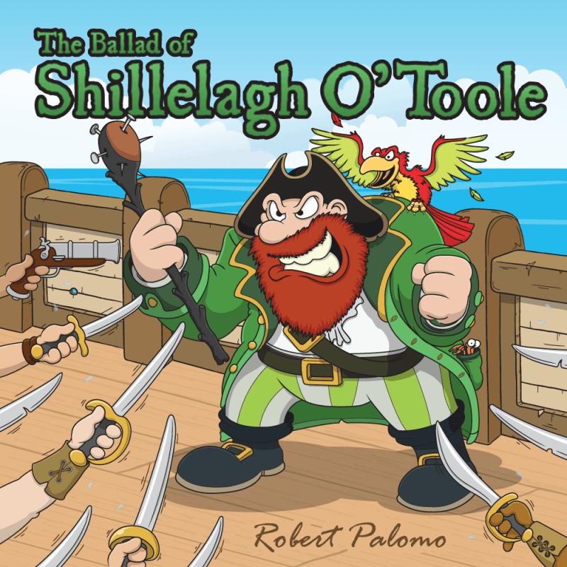 Pirate Folk Song Shillelagh O'Toole