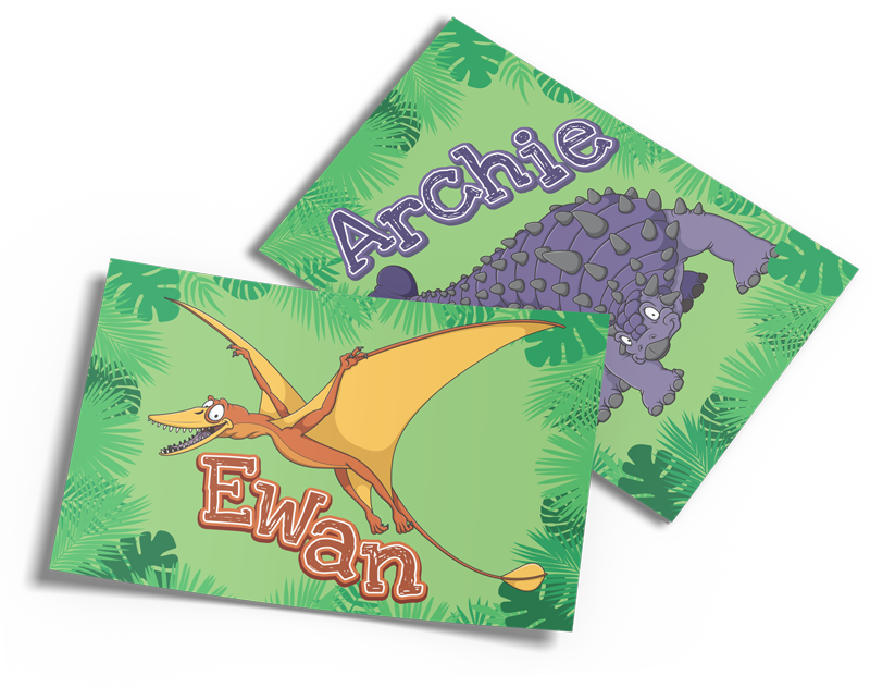 bespoke cartoon cards